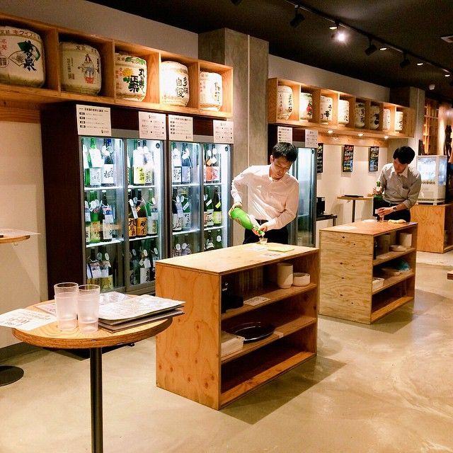 酒好きの楽園♡100種以上もの日本酒が時間無制限飲み放題 - Locari(ロカリ)