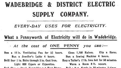Wadebridge and District Electric Supply Company