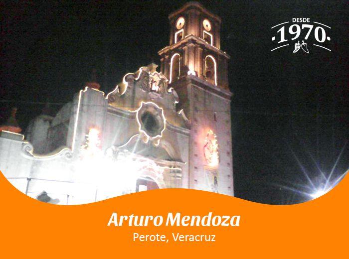 Perote, Veracruz por Arturo Mendoza.