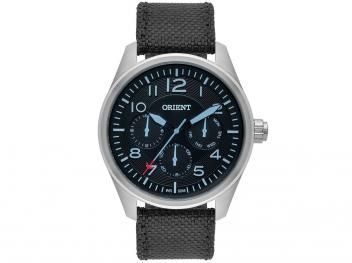 Relógio Masculino Orient MBSNM002 - Analógico Reistente à Água com Data