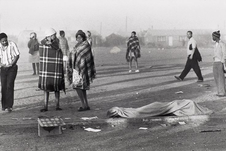 #ICP50 Peter Magubane: Eyewitness to the Ruthless Era of Apartheid His coverage of the Soweto uprisings brought worldwide acclaim. Soweto Riots, South Africa, June 16, 1976. © Peter Magubane