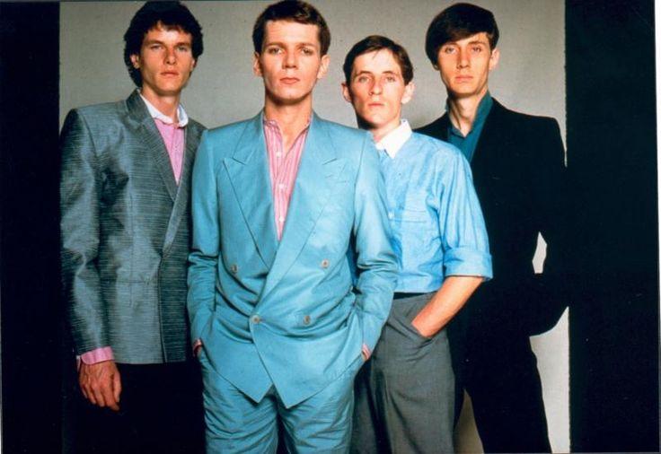 Icehouse - 80's Aussie band