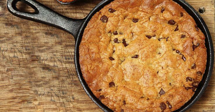 Recette - One pan cookie en vidéo