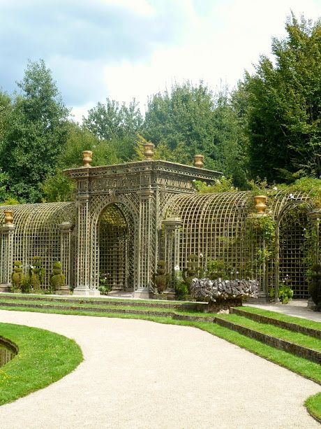Bosquet de l'Encelade, Château de Versailles - photo Marie J: