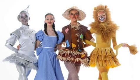 The Wizard of Oz - Oct 5-7, 2012