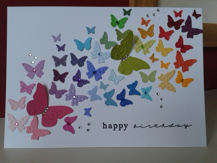 17 Best images about Card Ideas – 50 Birthday Card Ideas