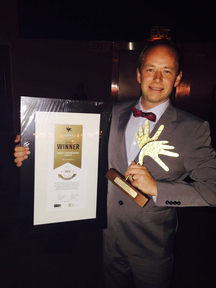We are proud to announce that Gariep, A Forever Resort won the category for best 3 star self catering shared vacation in SA in the #lilizelatourismawards2016 We are so proud of this prestigious award!!
