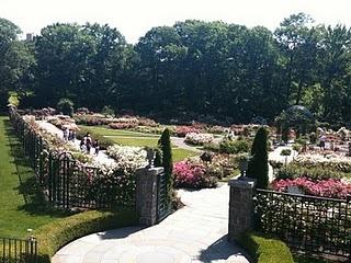 New York Botanical Gardens In Spring 2010