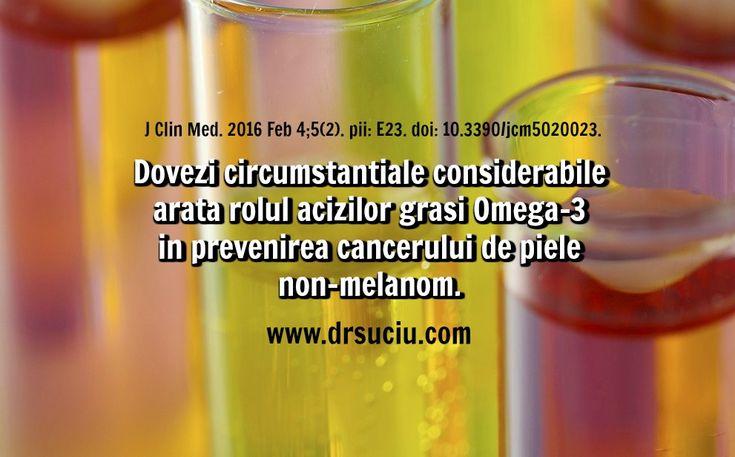 Photo Omega 3 impotriva cancerului de piele - drsuciu