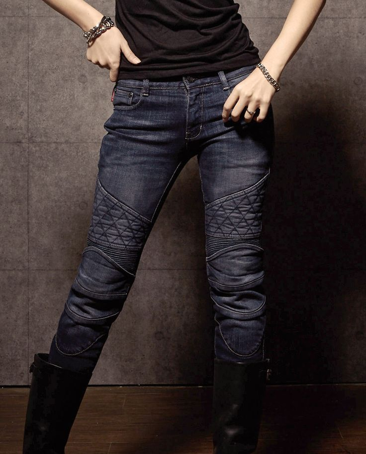 uglyBROS probably has the best selection of wickedly stylish moto jeans I've seen so far. pricey, but protection + style.