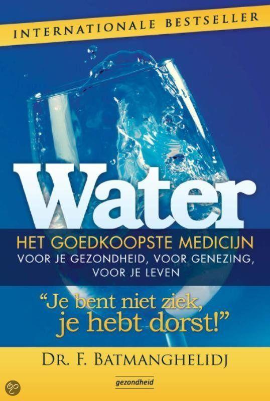 bol.com: Water, het goedkoopste medicijn, Fereydoon Batmanghelidj