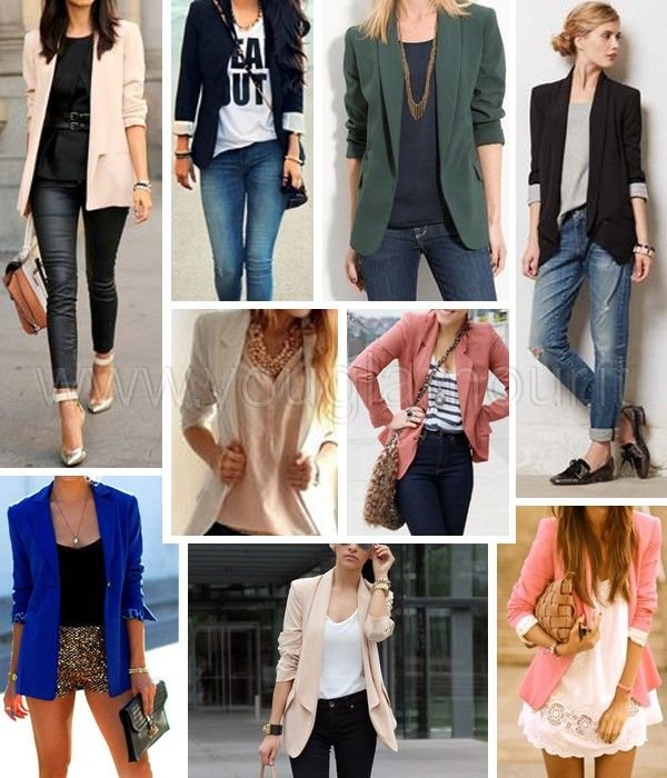 Capi must have 2014: skinny jeans, giacca di pelle e blazer