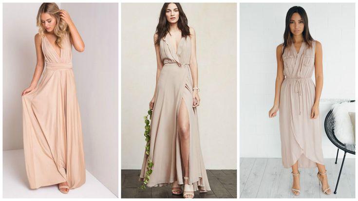 Макси-платье для невысоких девушек: 6 советов / Мода / Burdastyle