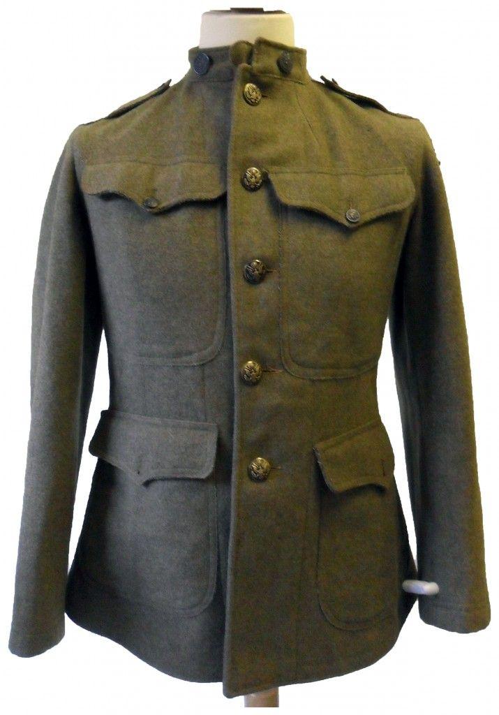 Military Vintage Jacket 7