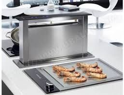 Image result for hotte plan cuisson