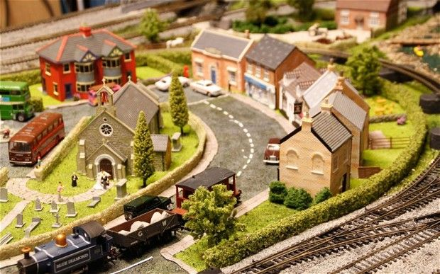Small is beautiful: BBC Four's 'Timeshift' told the intriguing history of the model railway