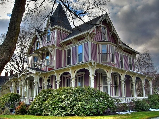 Victorian House #exterior