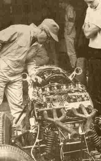 RA271, HONDA F1 car