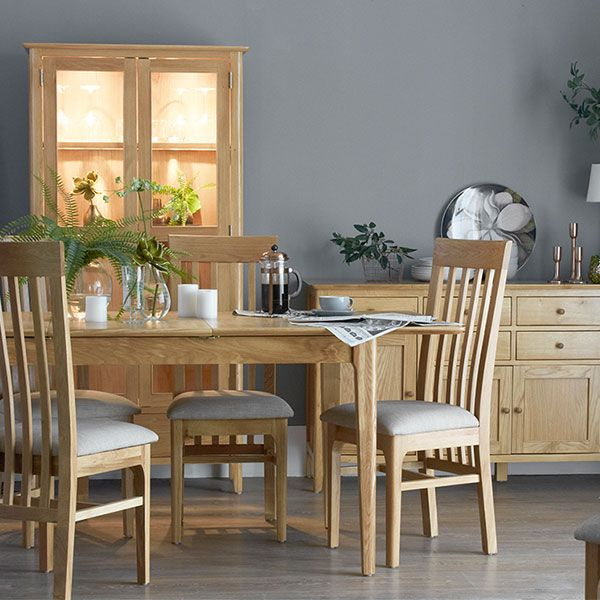 Oslo Oak Furniture Oak Furniture House Dining Room Inspiration