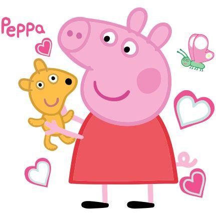 Projeto Proshow Producer Tema Peppa Pig - 50 Fotos- Editável