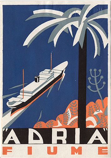 17 Best Images About Ship Posters Vintage On Pinterest