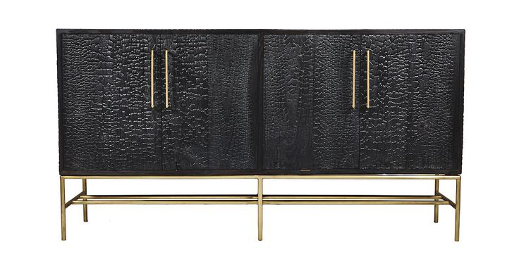 Feature-Charred-Sideboard Michael James- Moran