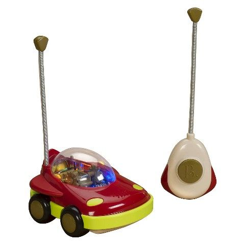 B. Wheee-mote Control, Space Car