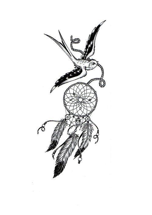 25 best ideas about tatouage attrape reve dos on pinterest tatuagens de apanhador de sonhos. Black Bedroom Furniture Sets. Home Design Ideas