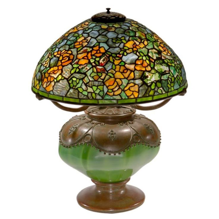 1000 Images About Lamps Stained Glass On Pinterest