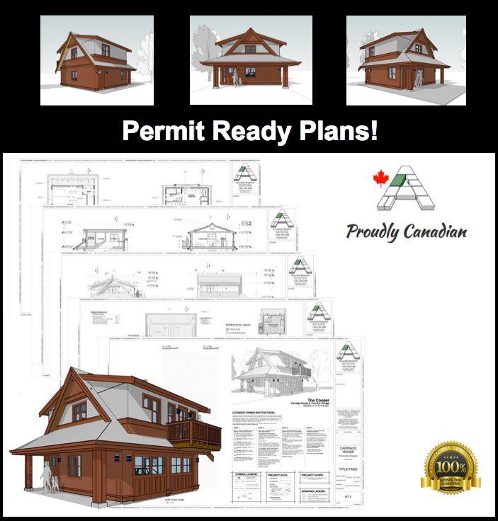11 best Permit Ready Blueprints   House Plans images on Pinterest - new blueprint for 3 car garage