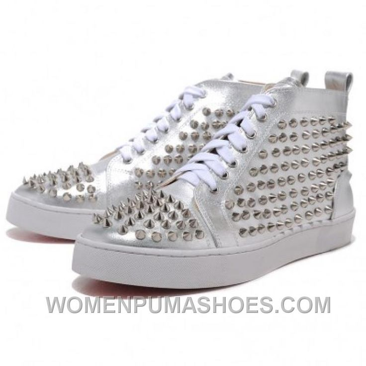 http://www.womenpumashoes.com/christian-louboutin-mans-sticker-silvery-sneakers-white-super-deals-ndyrx.html CHRISTIAN LOUBOUTIN MANS STICKER SILVERY SNEAKERS WHITE SUPER DEALS NDYRX Only $140.00 , Free Shipping!