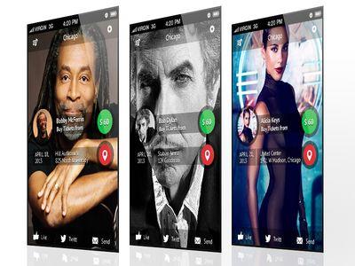Dribbble - 5gig app (2nd version) by Daniel Solana