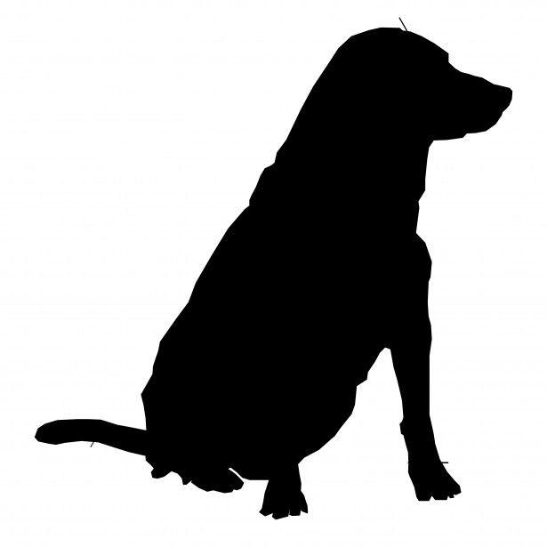 silhueta cão - Pesquisa do Google