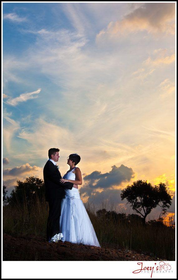 Beautiful sunset creating a stunning ambiance.