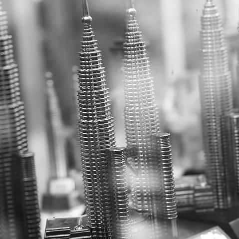Captured in a gift shop window in Malaysia #canon