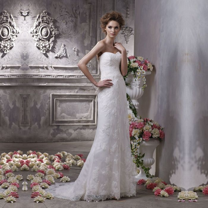 10 best Hochzeitskleid images on Pinterest | Homecoming dresses ...
