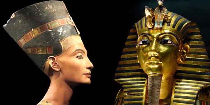 Egyptian archaeologists to test Tutankhamun's tomb for Nefertiti  - Read more at: http://ift.tt/1HjpNwc
