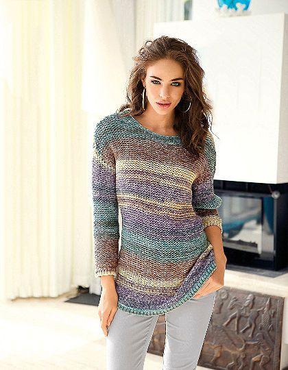 Laura Scott Pletený pulovr