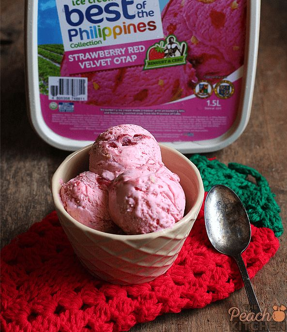 Magnolia Ice Cream BEST OF THE PHILIPPINES Collection | The Peach Kitchen