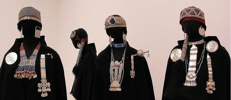 * La Pampas (Argentina) Jewellery, 19th Century.