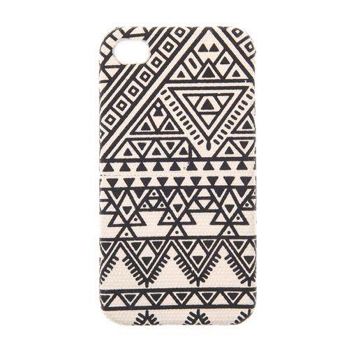 Coque motif aztèque pour iPhones 4 et 4s