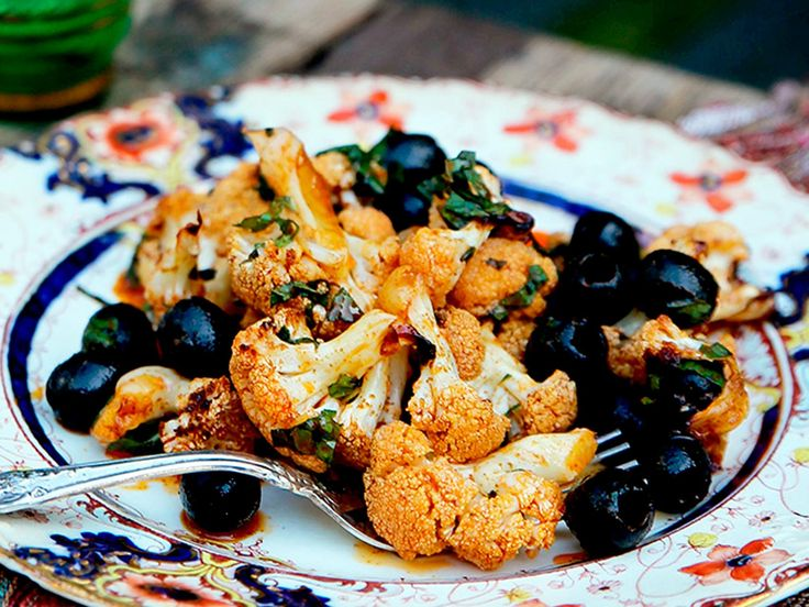 This Mediterranean-style salad is a beautiful collision of punchy flavours. I like to serve it alongside grilled fish or chicken, although it also works really well as a light lunch or dinner.