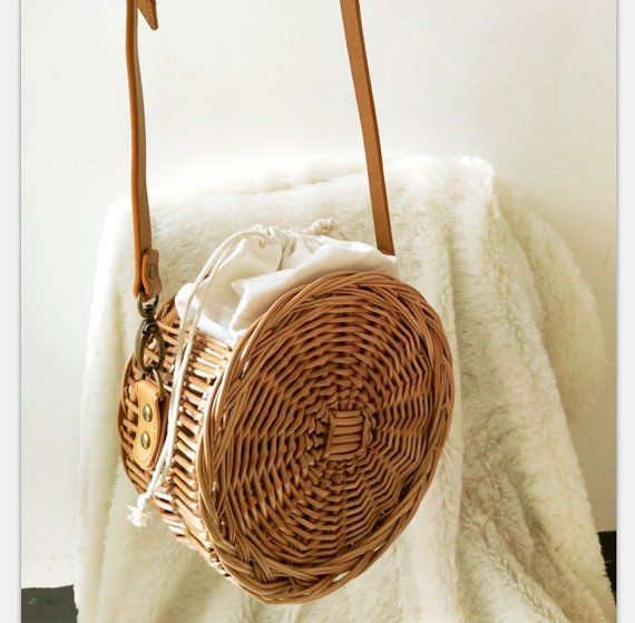 Energetic Color Rattan Square Straw Bags For Women Summer Holiday Beach Bag Woven Basket Handbag Chain Messenger Bag Shoulder Bags
