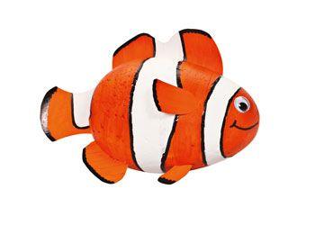 Clown Fish Craft Activity