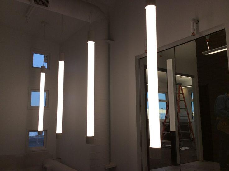 6' LED Pendants