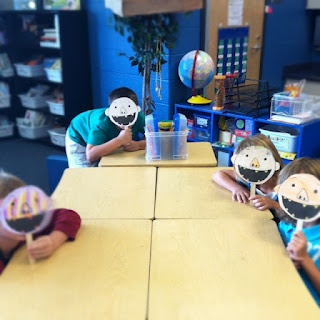 A Journey In First!: No David Puppets for Role Play