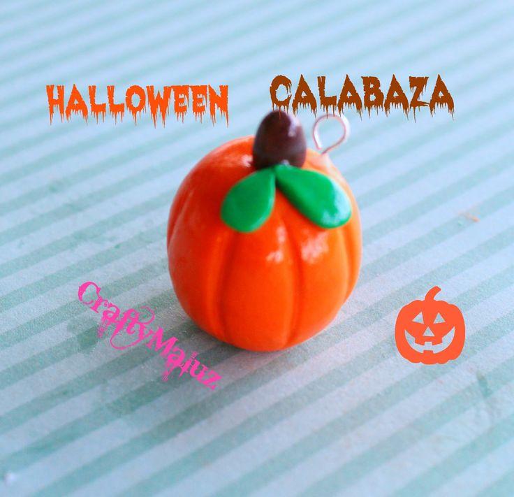 ♥DIY: Calabaza de Arcilla Polimérica [ ESPECIAL HALLOWEEN ]