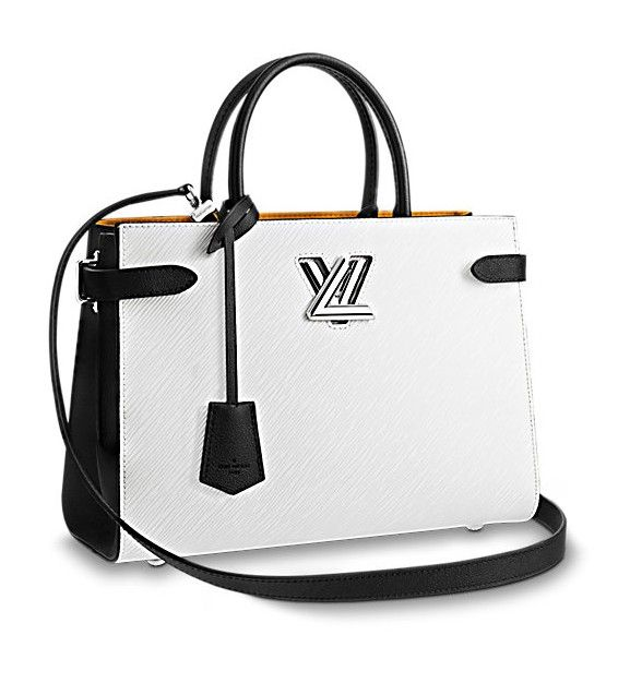ab1b8fad417 Louis Vuitton Twist Tote.