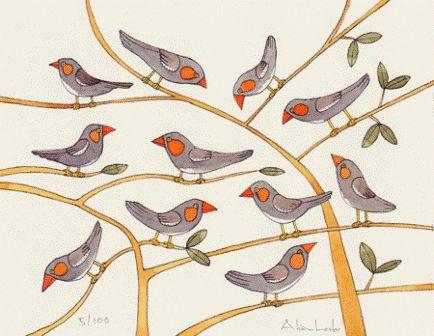 Alison Lester, birdbranch