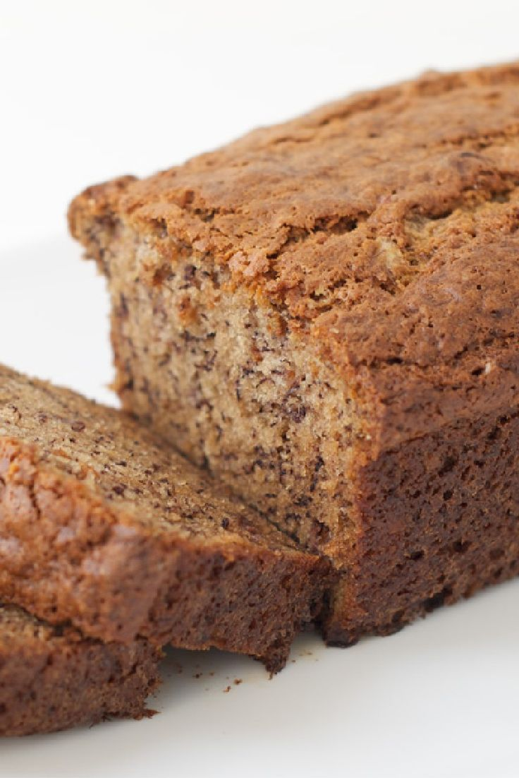 Banana Bread - Weight Watchers (2 Points)